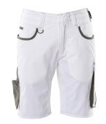18349-230-0618 Shorts - vit/mörk antracit