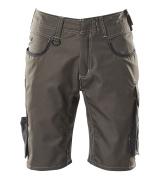 18349-230-1809 Shorts - mörk antracit/svart