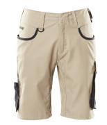 18349-230-5509 Shorts - ljus-kaki/svart