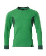 18384-962-33303 Sweatshirt - gräsgrön/grön