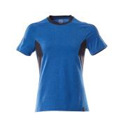 18392-959-91010 T-shirt - azurblå/mörk marin