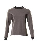 18394-962-01091 Sweatshirt - mörk marin/azurblå