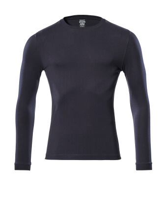 18581-965-010 T-shirt, långärmad - mörk marin