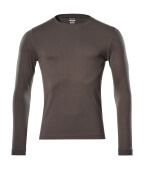 18581-965-18 T-shirt, långärmad - mörk antracit