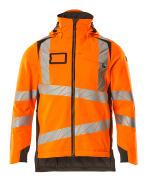 19035-449-1418 Vinterjacka - hi-vis orange/mörk antracit