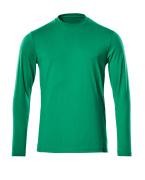 20181-959-18 T-shirt, långärmad - mörk antracit