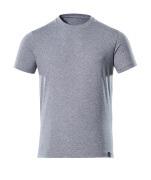 20182-959-08 T-shirt - grå-melerat