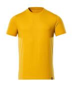 20182-959-70 T-shirt - Curry gul