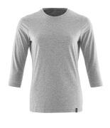 20191-959-08 T-shirt - grå-melerat