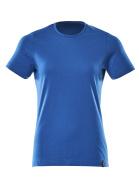 20192-959-91 T-shirt - azurblå