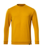 20284-962-70 Sweatshirt - Curry gul
