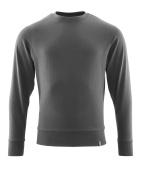 20484-798-18 Sweatshirt - mörk antracit