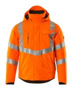 20535-231-14 Vinterjacka - hi-vis orange