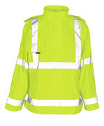 50101-814-14 Regnjacka - hi-vis orange