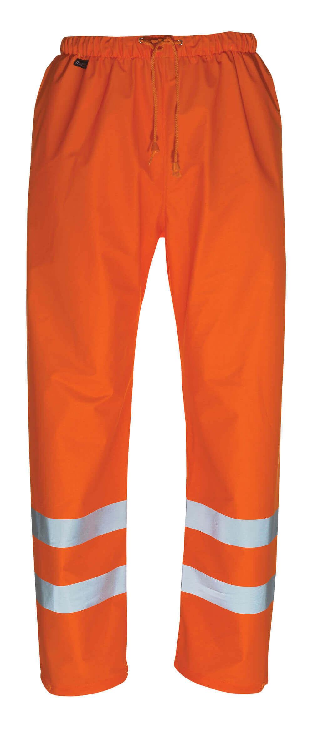 50102-814-14 Regnbyxor - hi-vis orange