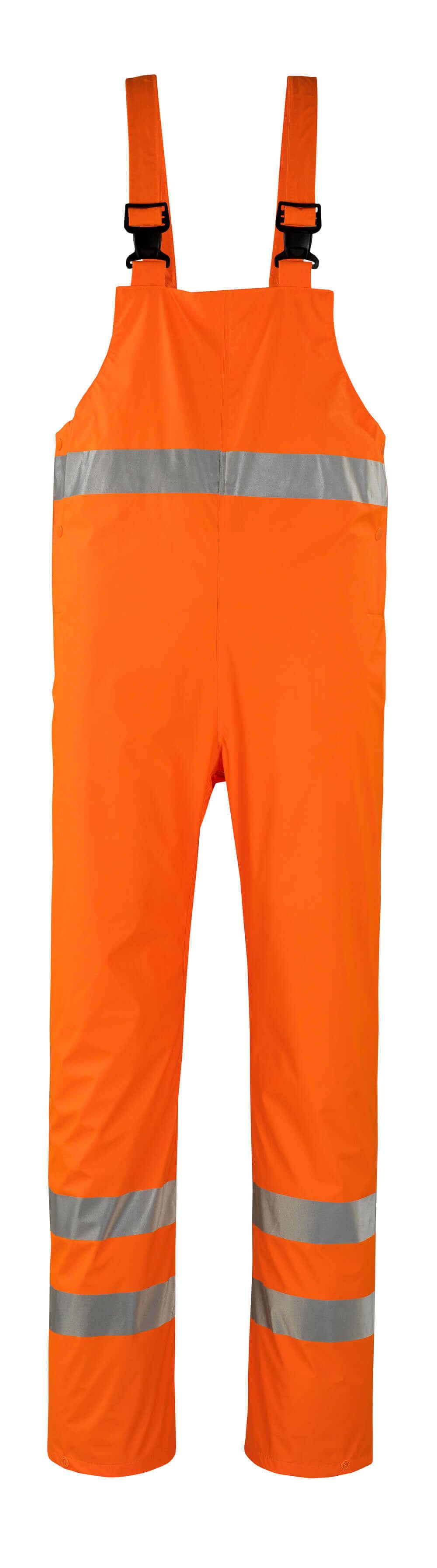 50103-814-14 Regnsnickarbyxor - hi-vis orange
