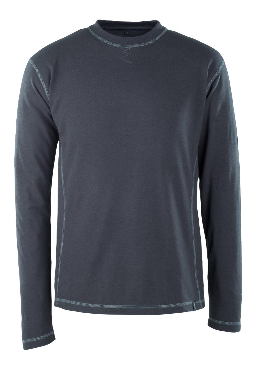 50119-927-010 T-shirt, långärmad - mörk marin