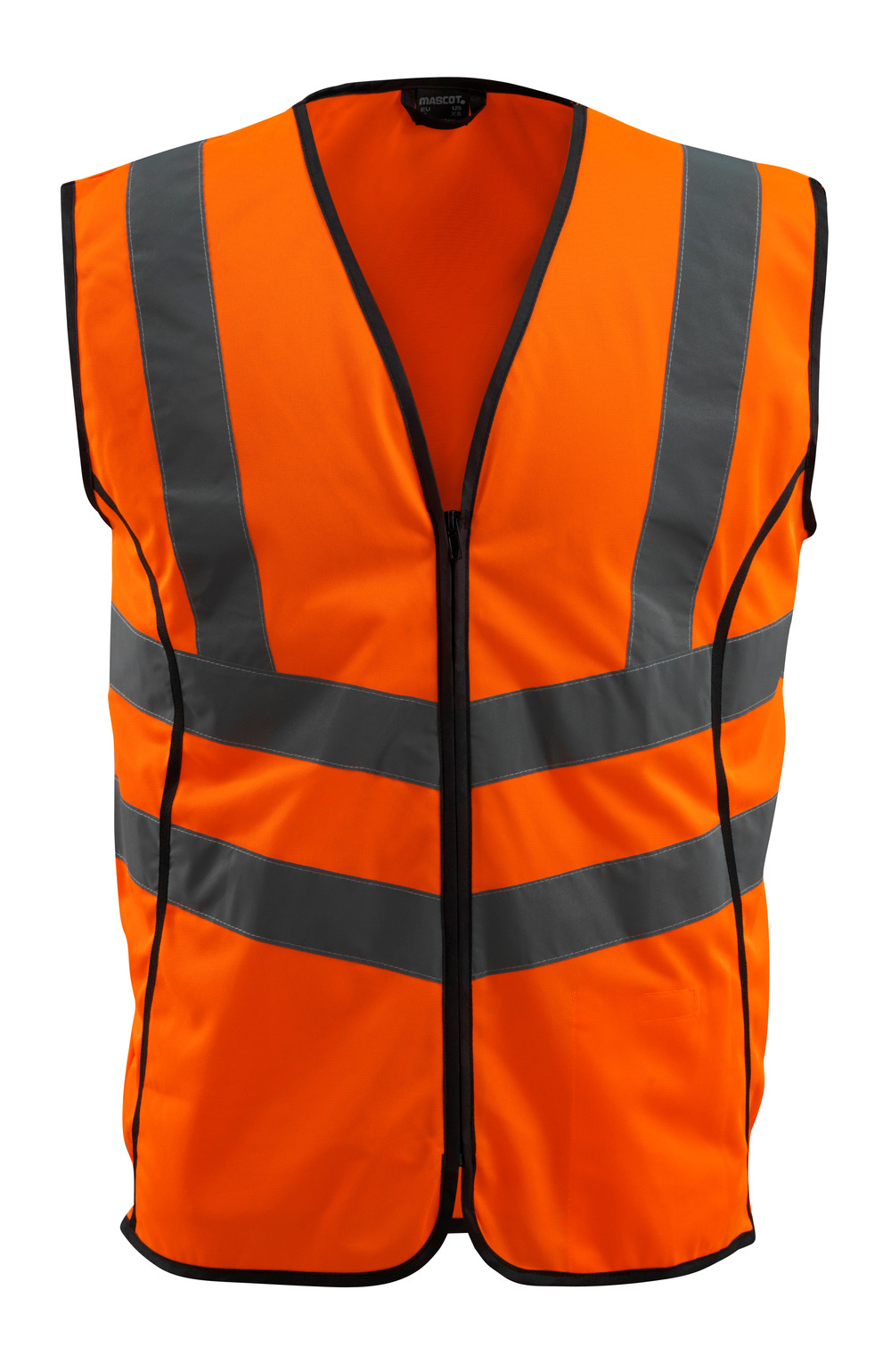 50145-977-14 Trafikväst - hi-vis orange