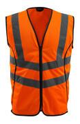 50145-977-14 Trafikväst - hi-vis orange