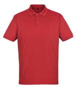 50181-861-02 Pikétröja - röd