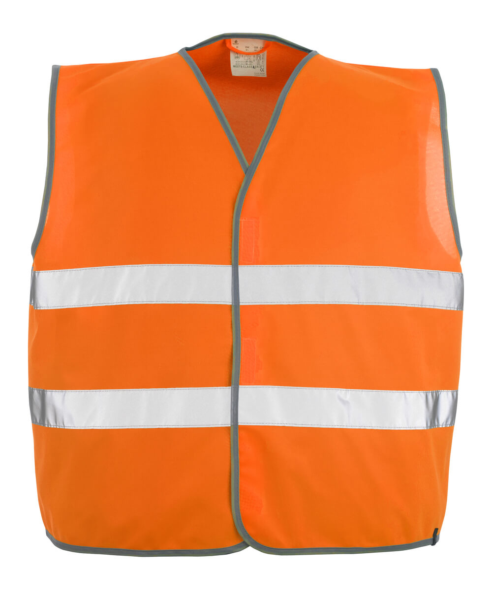 50187-874-14 Trafikväst - hi-vis orange