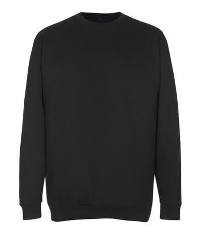 50199-919-B26 Sweatshirt - Djup svart