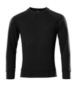 50204-830-09 Sweatshirt - svart