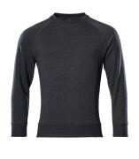 50204-830-73 Sweatshirt - svart denim