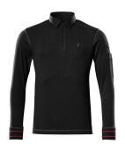 50352-833-09 Pikésweatshirt - svart