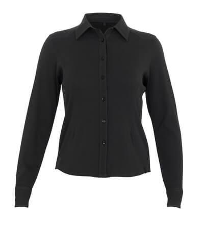 50367-863-09 Skjorta - svart
