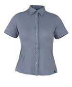 50374-863-180 Skjorta, kortärmad - blågrå