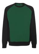 50503-830-0309 Sweatshirt - grön/svart