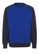 50503-830-11010 Sweatshirt - kobolt/mörk marin