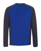 50568-959-11010 T-shirt, långärmad - kobolt/mörk marin