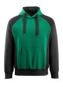 50572-963-0309 Huvtröja - grön/svart