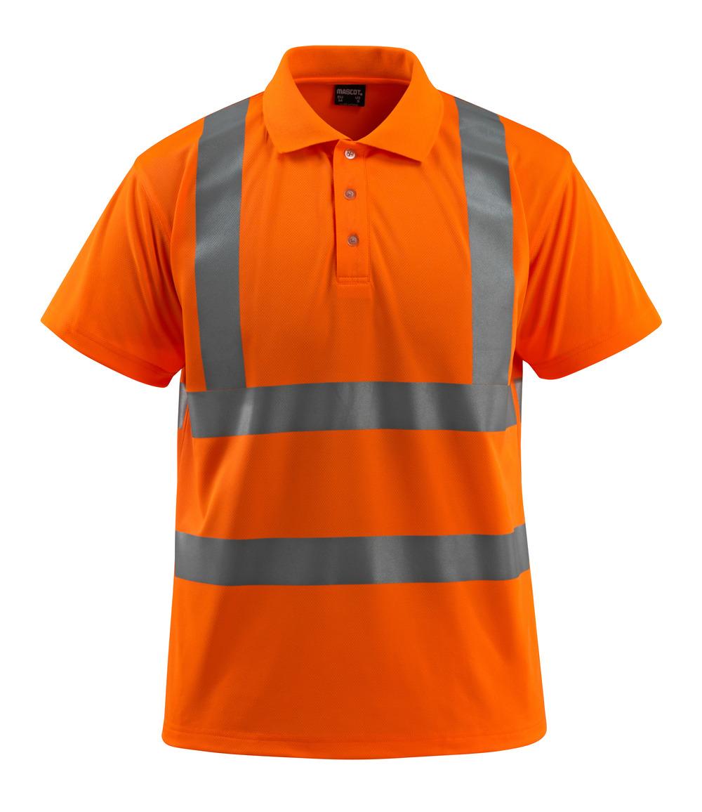 50593-972-14 Pikétröja - hi-vis orange