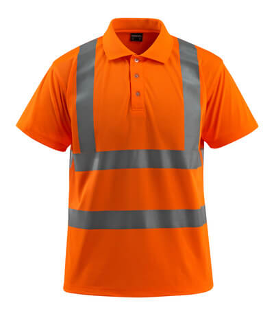 50593-972-14 Pikétröja - hi-vis orange