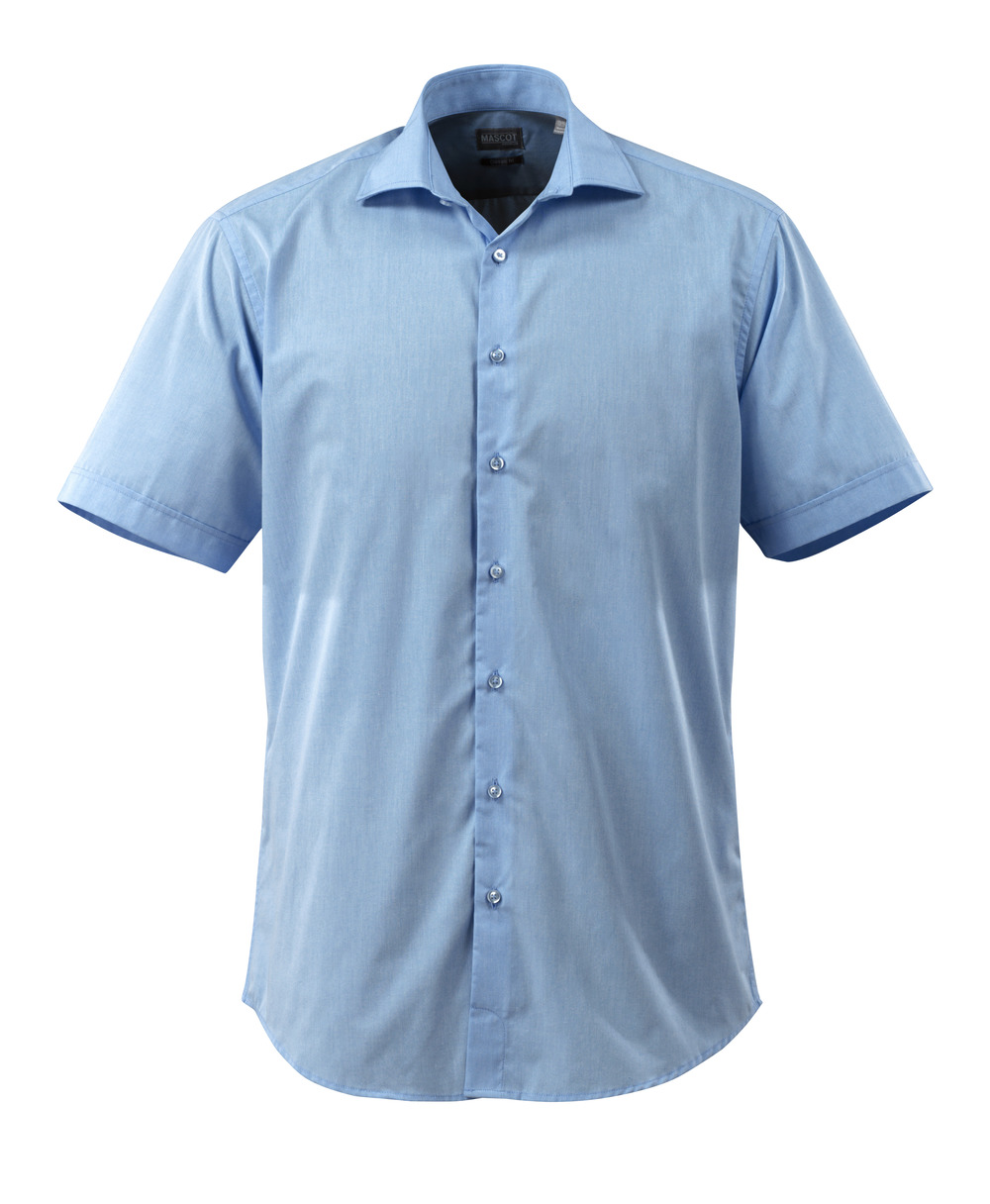 50632-984-71 Skjorta, kortärmad - ljus-blå