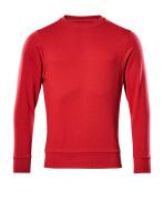 51580-966-02 Sweatshirt - röd