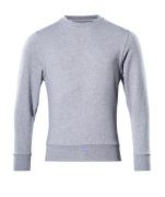51580-966-08 Sweatshirt - grå-melerat