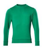 51580-966-333 Sweatshirt - gräsgrön