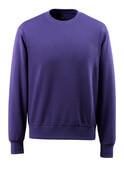 51580-966-95 Sweatshirt - blåviolett