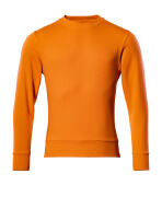 51580-966-98 Sweatshirt - skarp orange