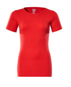 51583-967-202 T-shirt - signalröd