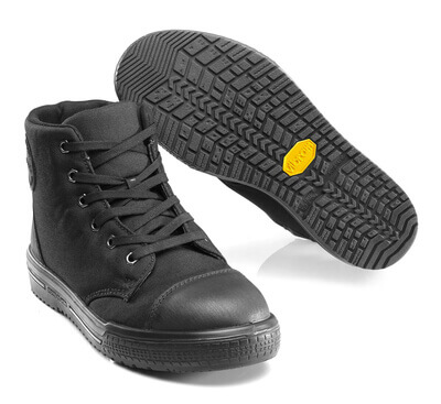 F0095-906-09 Skyddskängor - svart