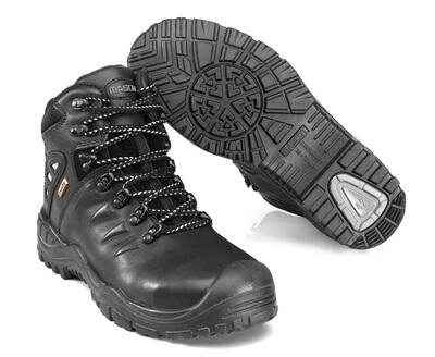 F0169-902-09 Skyddskängor - svart