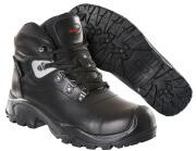 F0220-902-09 Skyddskängor - svart