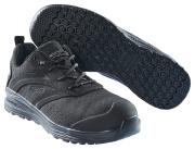 F0250-909-0909 Skyddsskor - svart/svart