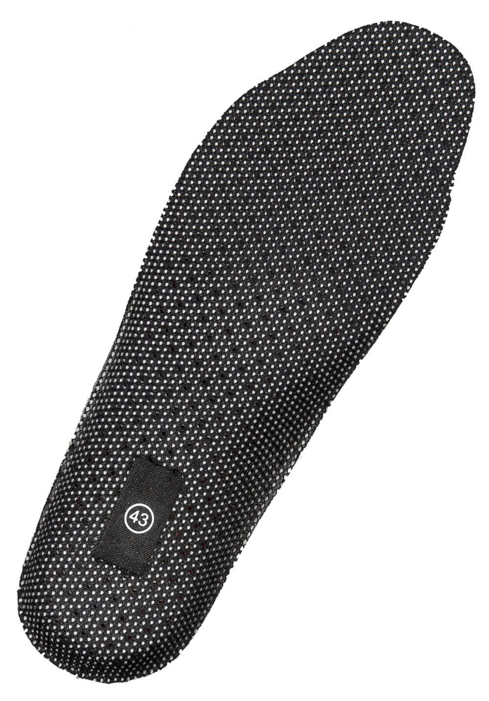 FT086-980-09 Inläggssulor - svart